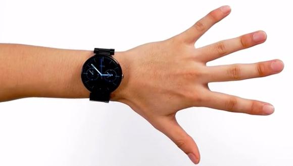 Akıllı Saatlere Hareket Kontrolü Geliyor