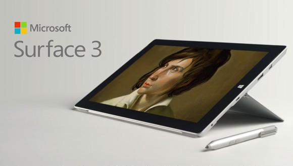 Surface 3 Sanat Yapıyor!
