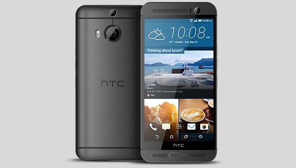 HTC One M9+ Kutusundan Çıkıyor