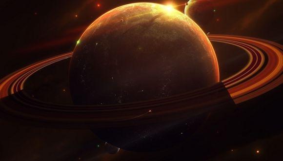 Saturn Uydusu Dione'dan İlk Görüntüler!