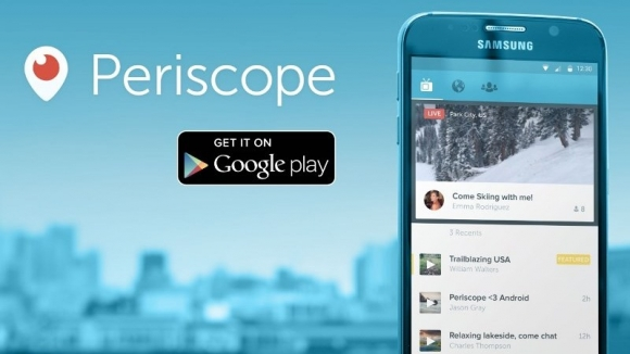 Periscope İçin Önemli Güncelleme