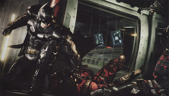 Batman: Arkham Knight için 3,5 GB Güncelleme!
