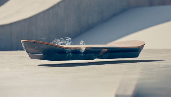 Lexus Uçan Kaykay Üretti!