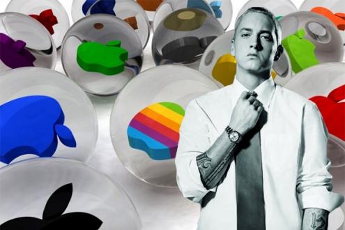Apple Music için ilk Röportaj Eminem'den