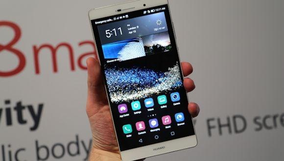 Huawei P8max Fiyatı Ortaya Çıktı!