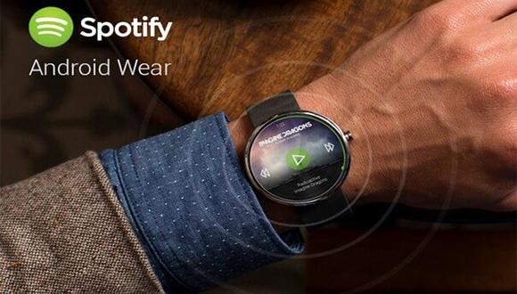 Spotify Akıllı Saatte Nasıl Gözüküyor?