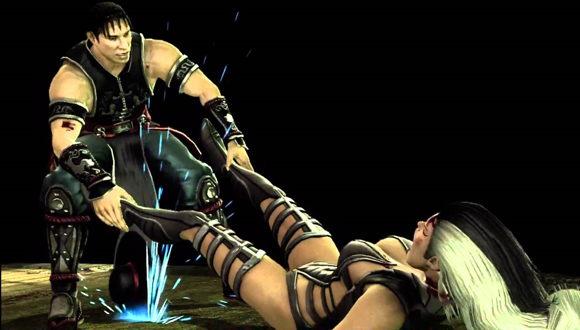 Mortal Kombat X'te Vahşet Artıyor