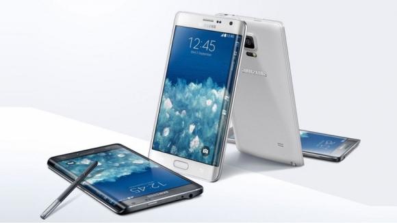 İşte Samsung Galaxy Note 5 Tasarımı