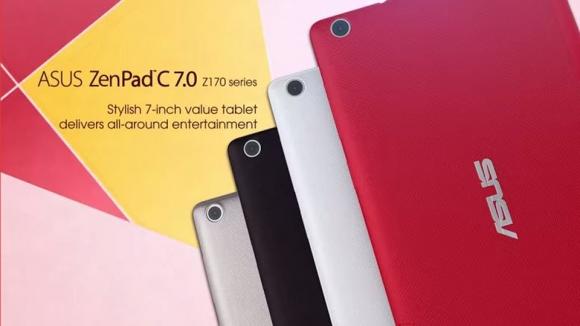 Asus ZenPad C 7.0 Duyuruldu