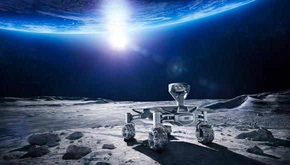 Google, Audi ile Ay'a Gidiyor!