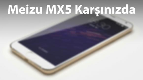 İşte Meizu MX5 Detaylı Görselleri