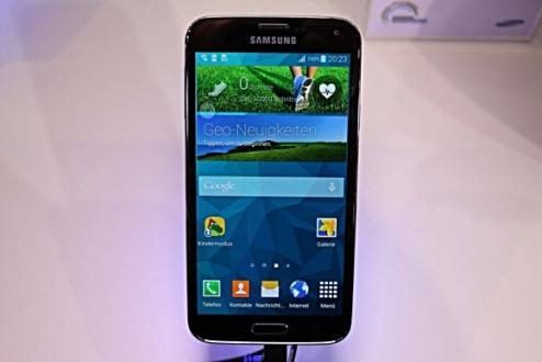 Galaxy S5 Neo Ortaya Çıktı!