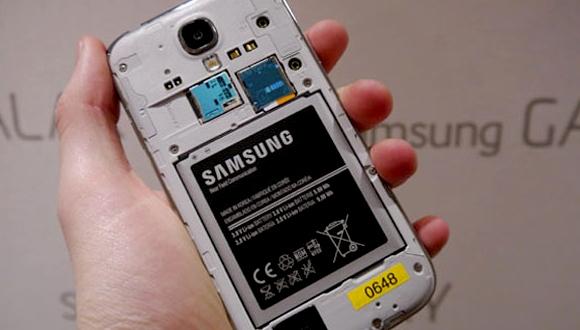 Samsung Batarya Kapasitesini Arttırıyor!