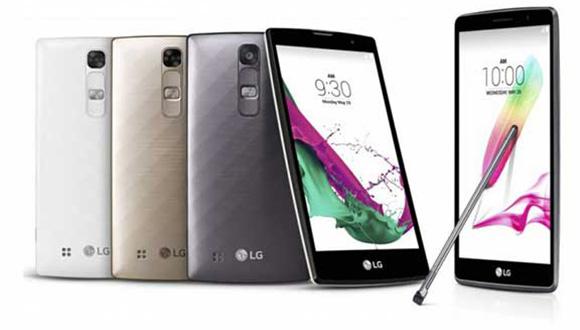 LG G4 Stylus Avrupa Çıkışını Yapıyor
