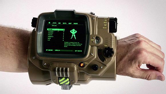 Fallout 4 Pip-Boy, iPhone6 Plus ile Uyumsuz!