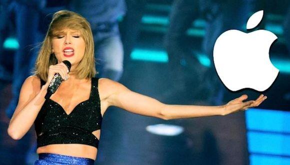Taylor Swift'ten Geri Adım