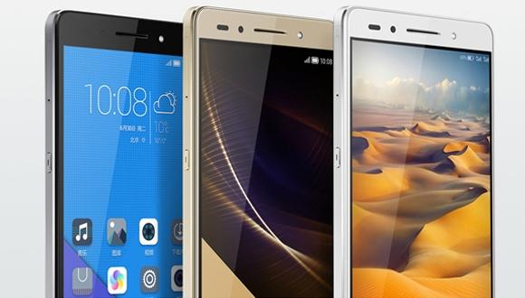 Huawei Honor 7 Hakkında Her şey