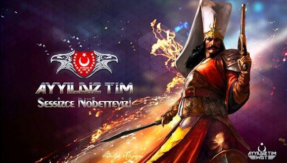 Türk Hackerlar Çin'e Saldırdı!