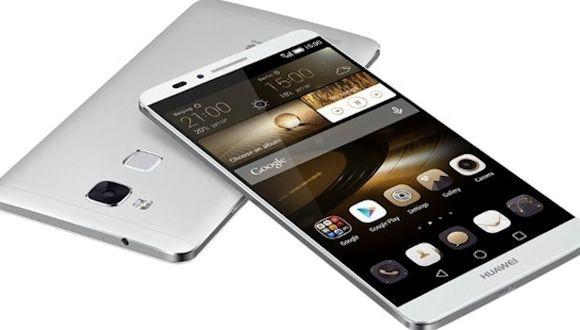 Huawei Honor 7 Görselleri Sızdırıldı!