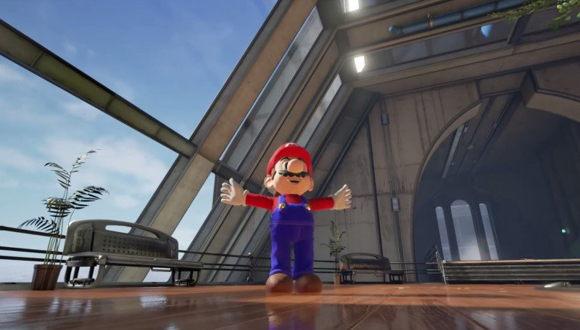 Mario Hiç Bu Kadar Gerçekçi Olmamıştı