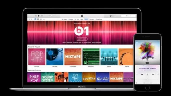 Apple Music için iTunes 12.2 Yayınlandı