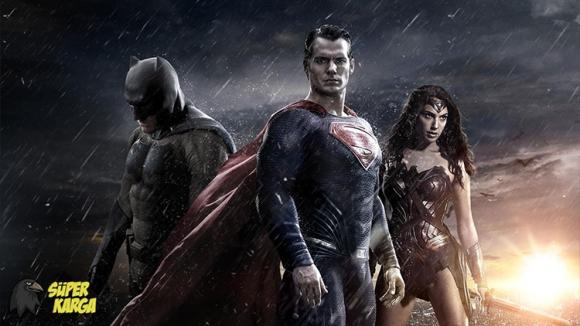 Batman v Superman'den Yeni Görseller