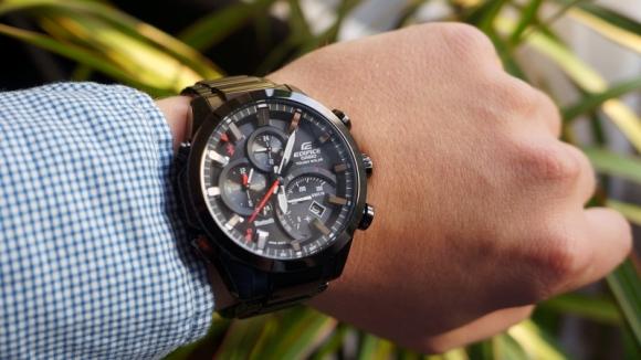 Casio'dan Akıllı Saat Geliyor!