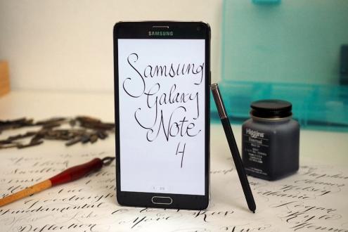 Galaxy Note 5, PDF'e Yazı Yazacak!