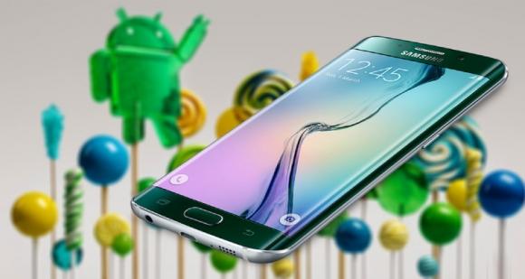 Galaxy S6 için Güncelleme Çıktı! İndirin