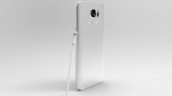 Galaxy Note 5 Renderları Yayınlandı