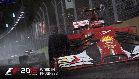 F1 2015'in Sistem Gereksinimleri Açıklandı