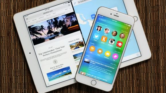 iOS 9 Beta 5 Duvar Kağıtları