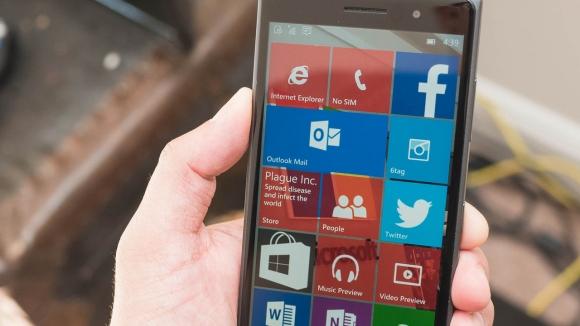 Windows 10 Mobile Duvar Kağıtları