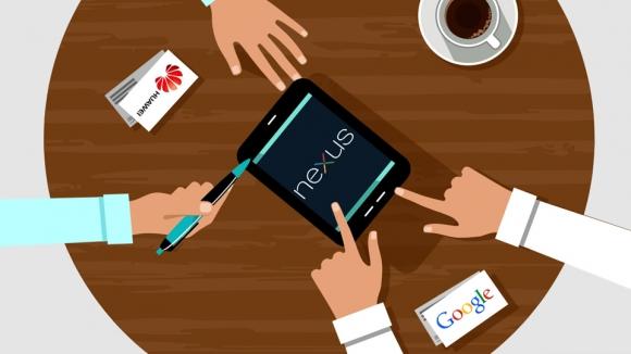 Yeni Nexus Huawei'den Geliyor