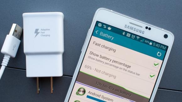 Akıllı Telefonları Hızlı Şarj Etme