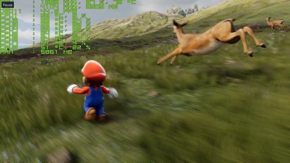 Mario'yu Hiç Böyle Görmediniz