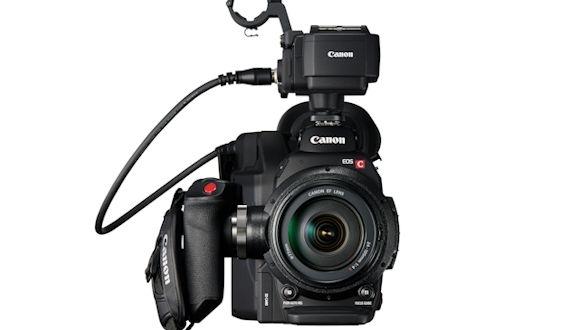 Canon, EOS C300 Mark II'yi Tanıttı