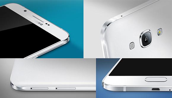 Samsung Galaxy A8 Duyuruldu