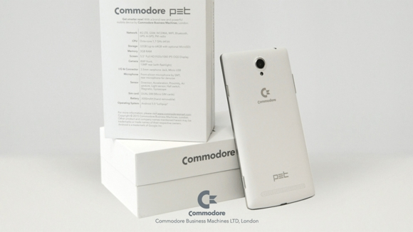 Commodore, Android Telefon Üretti!