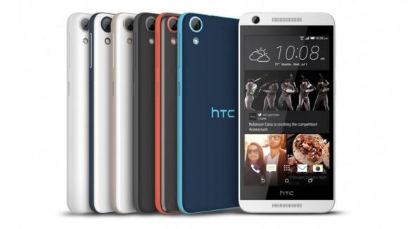 HTC, Yeni Desire Modellerini Tanıttı