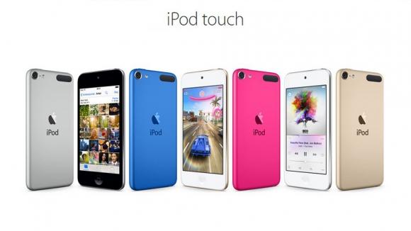 6. Nesil iPod Touch Tanıtıldı!