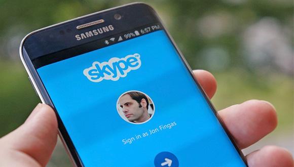 Android için Skype 5.5 Çıktı