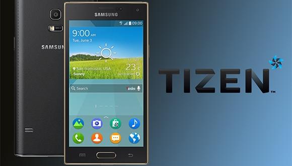 Samsung'dan Yeni Tizen Akıllı Telefon!