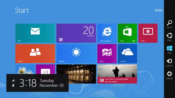 Windows 8.1 RT Güncellemesi Geliyor!