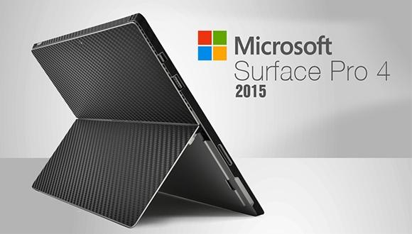 Surface Pro 4 Intel Skylake ile Gelebilir!