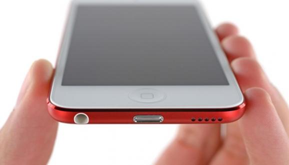 6. Nesil iPod Touch'ın İçinde Ne Var?
