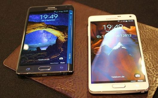 Yeni Galaxy Note 5 Renderları!