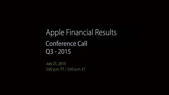 Apple Rekor Üçüncü Çeyrek Sonuçlarını Açıkladı