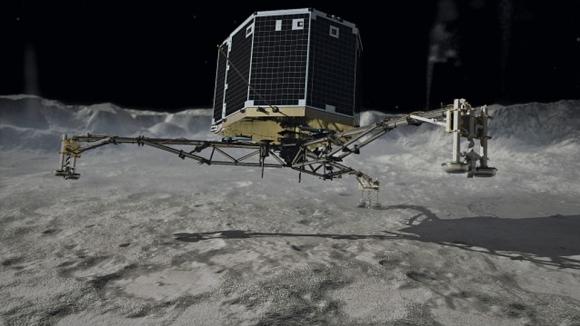 Philae ile İletişim Yeniden Koptu