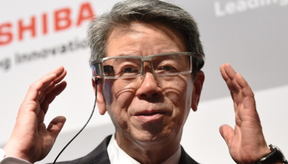 Toshiba iflastan nasıl kurtulacak?